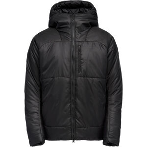 Black Diamond Belay Parka Herr Black Black