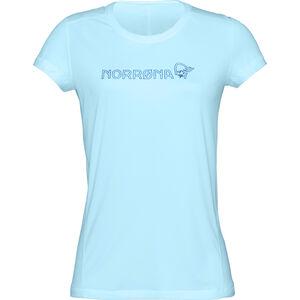 Norrøna /29 Tech T-shirt Dam trick blue trick blue