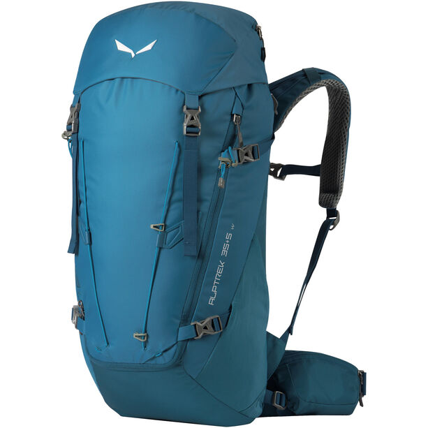 SALEWA Alptrek 35 Backpack Dam faience blue
