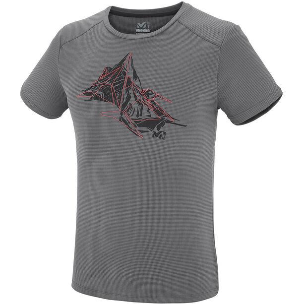 Millet Needles Short Sleeve Shirt Herr tarmac