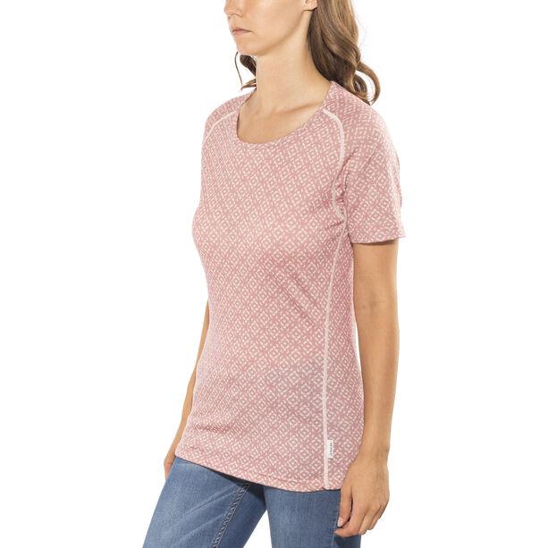 Devold Breeze T-shirt Dam sweet