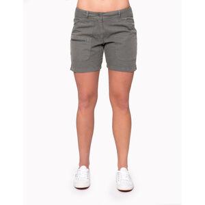 Varg Båstad Canvas Shorts Dam grey grey