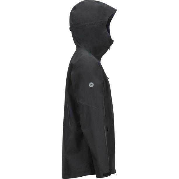 Marmot Cropp River Jacket Herr black