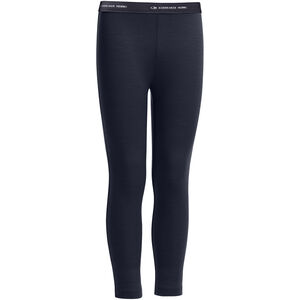 Icebreaker Compass Leggings Barn midnight navy midnight navy