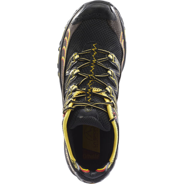 La Sportiva Ultra Raptor Shoes Herr black/yellow
