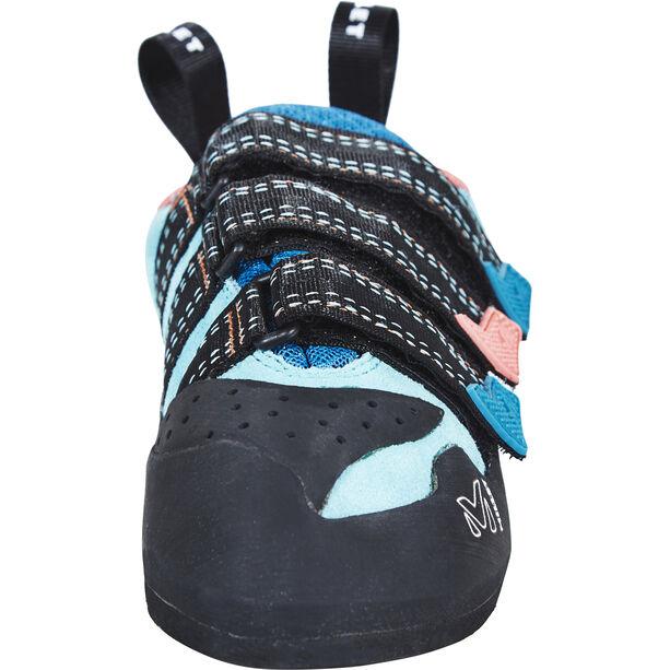 Millet Cliffhanger Low Shoes Dam pool blue/peach