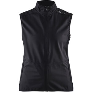 Craft Warm Vest Dam black black