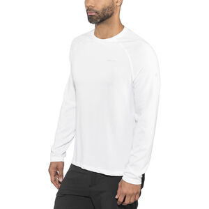 Craghoppers NosiLife Bayame II Long Sleeved T-Shirt Herr optic white optic white