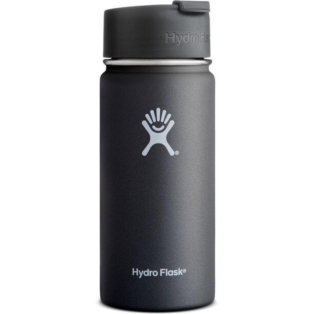 Hydro Flask Wide Mouth Coffee Bottle 473ml black