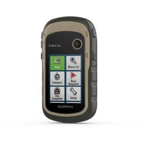 Garmin eTrex 32x GPS Receiver Black Black