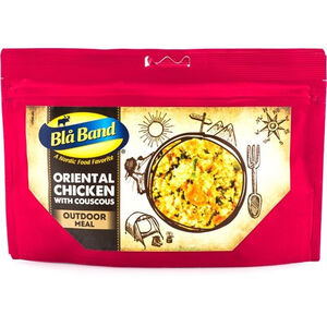 Bla Band Outdoor Meal Oriental Chicken with Couscous