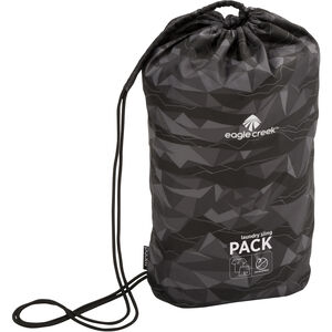 Eagle Creek Pack-It Active Laundry Sling Pack geo scape black geo scape black