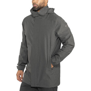 Bergans Oslo 2L Insulated Jacket Herr solid charcoal mel solid charcoal mel