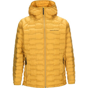 Peak Performance Argon Light Hood Jacket Herr Smudge Yellow Smudge Yellow