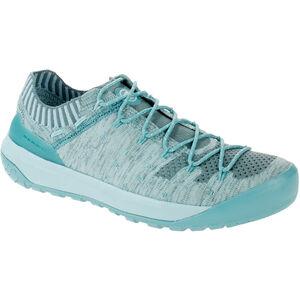 Mammut Hueco Knit Low Shoes Dam waters-light waters waters-light waters