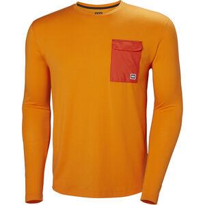 Helly Hansen Lomma LS Herr blaze orange blaze orange