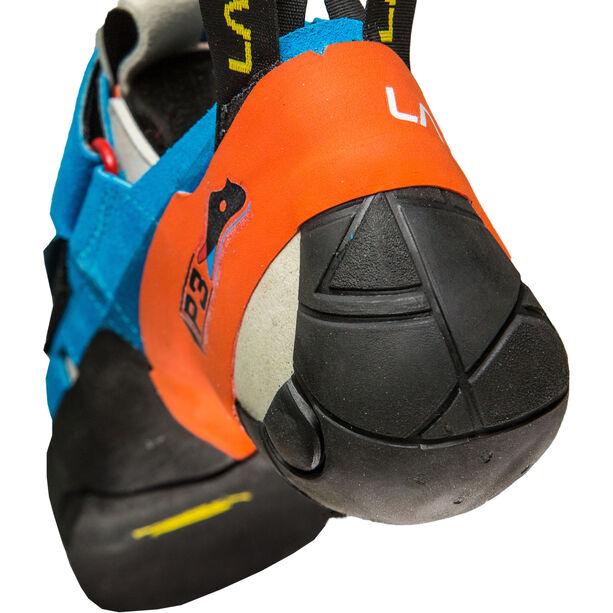La Sportiva Otaki Shoes blue/flame