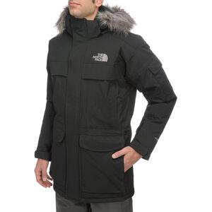 The North Face MCMurdo Jacket Herr tnf black tnf black