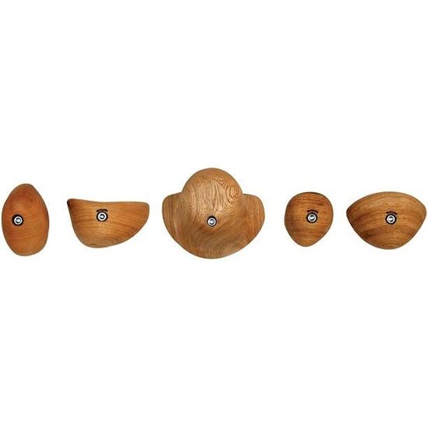 Metolius Wood Grips 5-pack