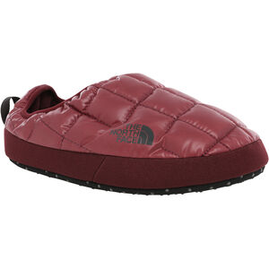The North Face ThermoBall Tent Mule V Shoes Dam Deep Garnet Red/TNF Black Deep Garnet Red/TNF Black
