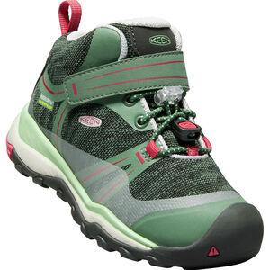 Keen Terradora WP Mid Shoes Barn duck green/quiet duck green/quiet