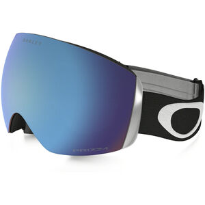 Oakley Flight Deck Snow Goggles Herr Matte Black Prizm Sapphire Iridium Matte Black Prizm Sapphire Iridium