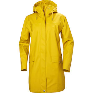 Helly Hansen Moss Rain Coat Dam essential yellow essential yellow