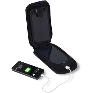 Powertraveller Adventurer Solar Charger 3500mAh black black
