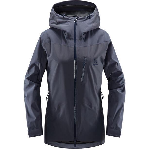 Haglöfs Niva Jacket Dam Dense Blue