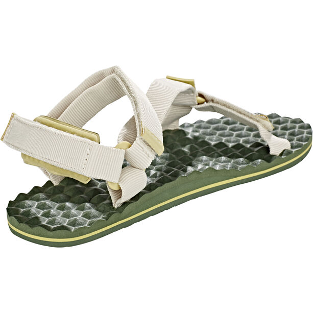The North Face Base Camp Switchback Sandals Dam vintage white/olivenite yellow