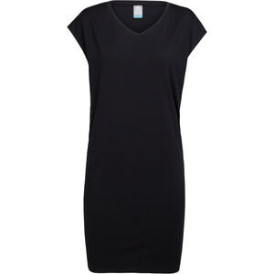 Icebreaker Yanni Tee Dress Dam black black