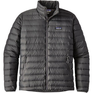 Patagonia Down Sweater Herr forge grey w/forge grey forge grey w/forge grey
