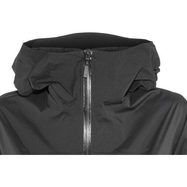 Black Diamond Stormline Stretch Rain Shell Jacket Dam black