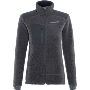 Norrøna Trollveggen Thermal Pro Jacket Dam cool black cool black