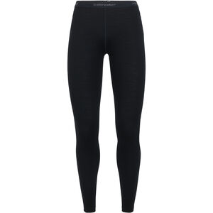 Icebreaker 260 Tech Leggings Dam black black