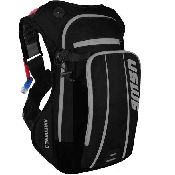 USWE Airborne 9 Backpack black/grey