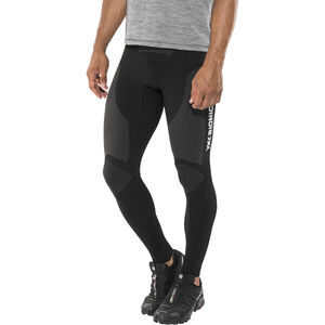 X-Bionic Speed Evo Running Pants Long Herr black/anthracite black/anthracite