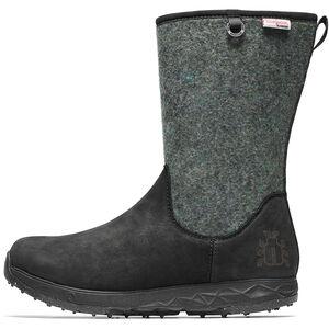 Icebug Grove BUGrip Woolpower Boots Dam Black/Grey Black/Grey