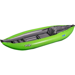 GUMOTEX TWIST 1 Kayak lime/grey lime/grey