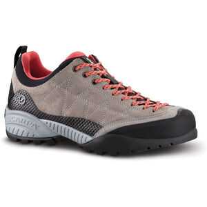 Scarpa Zen Pro Shoes Dam taupe-coral red taupe-coral red