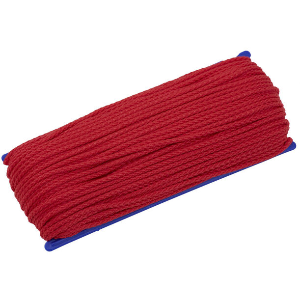 CAMPZ All Purpose Rope 50m 3mm röd