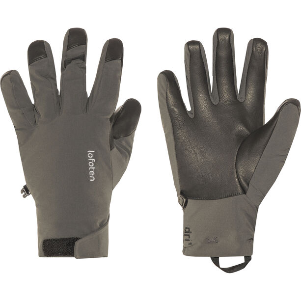 Norrøna Lofoten Dri 1 Primaloft 170 Short Gloves phantom
