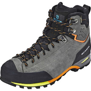Scarpa Zodiac Plus GTX Shoes Herr shark-orange shark-orange