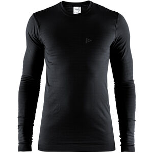Craft Warm Comfort Longsleeve Herr black black