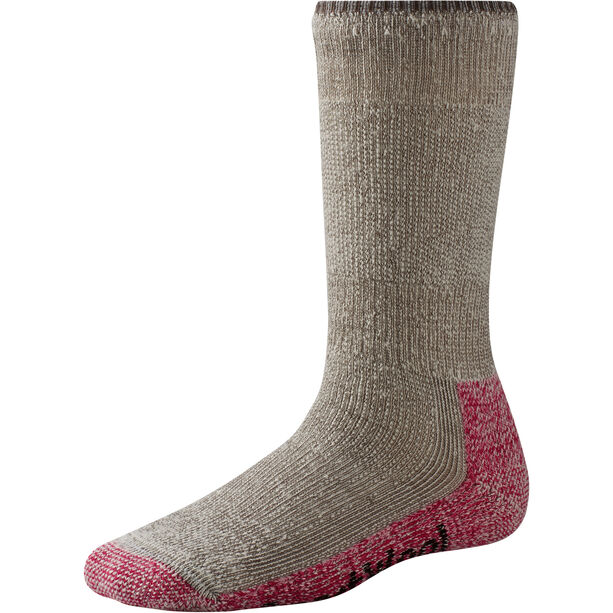 Smartwool Mountaineering X-Heavy Dam taupe/br pink