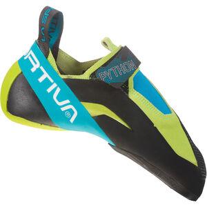 La Sportiva Python Shoes Herr apple green/tropic blue apple green/tropic blue