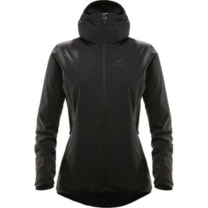 Haglöfs Amets Dream Jacket Dam true black true black