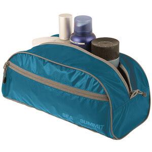 Sea to Summit Toiletry Bag Large blue/grey blue/grey