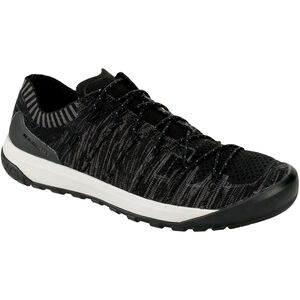 Mammut Hueco Knit Low Shoes Herr black-titanium black-titanium