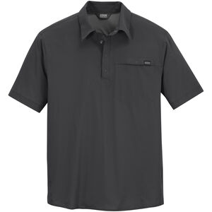Outdoor Research Astroman S/S Sun Polo Herr charcoal charcoal